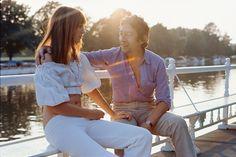 Vogue Daily — Jane Birkin and Serge Gainsbourg