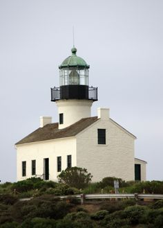 Old Point Loma Lighthouse, CA