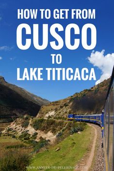 How to get from Cusco to Lake Titicaca, Peru. 4 different way to reach Puno on Lake Titicaca. By car, by train, by plane or by bus - find out the best way to reach Lake Titicaca. South America Destinations, South America Travel, Travel Destinations, Holiday Destinations, Bolivia Travel, Peru Travel, Hawaii Travel, Italy Travel, Travel List