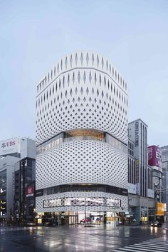 Gallery of Ginza Place / Klein Dytham architecture + TAISEI DESIGN Planners Architects & Engineers - 9