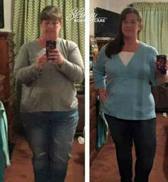 """💥This is what Wendy says..... """"Oct 24 until dec 10. 😀 28 pounds down!!! Thank you Skinny Fiber!""""  #RESULTS!! WorkLessPlayMore.Sbc90.com"""
