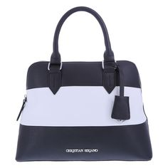 Step up your handbag collection with this gorgeous satchel from designer Christian Siriano!