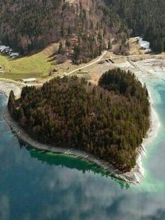 Heart Island..
