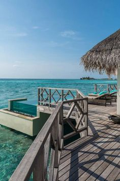The way to your private pool villa...