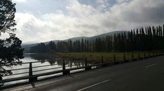 En route to Dunedin from ChCh 50 km to go.