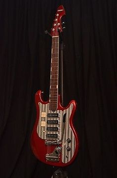 Vintage Mid 60's Silvertone Model 1437 Teisco WG-4L Guitar Made In Japan MIJ