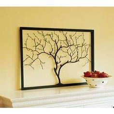 Between the Branches Wall Art