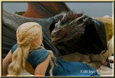 Daenerys ...follow my Game of Thrones board and be invited to the group!