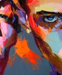 Kunstlexikom. Ölmalerei - Spachteltechnik. Kunstblog von Tania Rivilis. Malerei. Portrait. Klassische Kunst