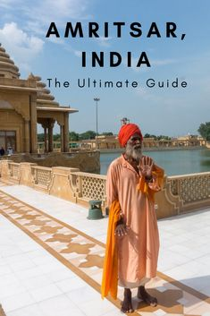 Planning a trip to Amritsar, India? Here's everything you need to know, from where to stay, what to see, and how to get around. India Travel Guide, Asia Travel, Hawaii Travel, Travel Nepal, Wanderlust Travel, Cool Places To Visit, Places To Travel, Travel Destinations, Travel Stuff
