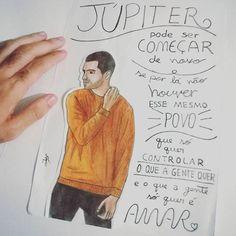 Você têm quilos de tédio E eu ando tão distraido... #listentosilva #silva #draw #drawing #desenho #musica #jupiter #desenhando #tipografia