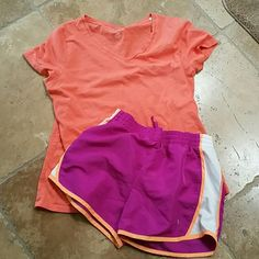 Work Out bundle PL top and small shorts.  Sonoma and Danskin Danskin Shorts