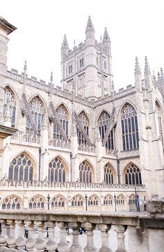 A Weekend Trip to Bath, England   The Fresh Exchange