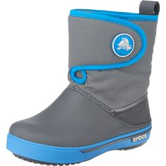 #Crocband II.5 Gust #Boot #Kinder #Winterstiefel, #crocs | myToys