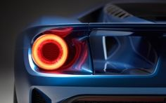 Forza Motorsport 6 Game Ford GT Car