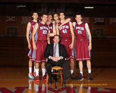 """The #NMH boys' #basketball program made it to the national news! Click through to read """"Harvard Basketball Gets Winning Way from New England Prep School."""" (Photo: Risley Sports Photography)"""