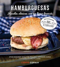 Contiene una prensa para carne y 2 botellas para ketchup y mostaza, además de un libro con 30 recetas. http://www.planetadelibros.com/kit-hamburguesas-libro-91931.html