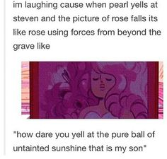 Yeah you go rose!