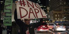 Investors Urge Banks To Support Rerouting Dakota Access Pipeline
