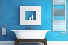 Instala rápidamente un secatoallas eléctrico en tu baño!