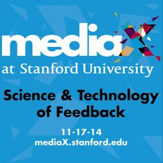 Science & Technology of Feedback - mediaX | Communications...: Science & Technology of Feedback - mediaX |… #CommunicationsampMedia