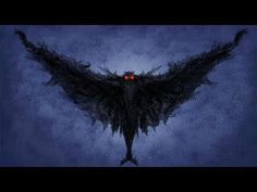 Creepiest Mothman Sightings Of All Time Mothman Sightings, Spooky World, Mysterious Universe, Cool Monsters, Ghost Hunters, Cryptozoology, Weird Stories, Paranormal, Mythology