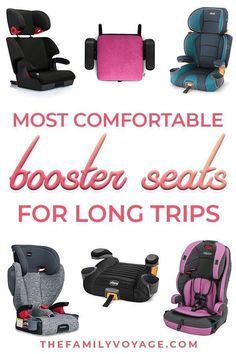 Choosing the most comfortable booster seat for long trips Toddler Travel, Travel With Kids, Family Travel, Toddler Car Seat, Baby Car Seats, Best Booster Seats, Travel Car Seat, Flying With A Baby, Road Trip With Kids