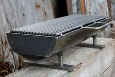 Great for Yakitori Log Barbecue Cookers - The Hibachi 'Hibachinator' is Heavy Duty and Built to Last (GALLERY)