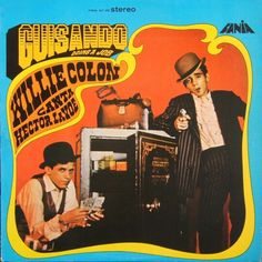 Willie Colon‎– Guisando/Doing A Job 1969 Directed By [Recording] – Johnny Pacheco Lead Vocals – Hector LaVoe Producer – Jerry Masucci Latin Music, New Music, Vinyl Cover, Cover Art, Cd Cover, Hector Perez, Frankie Ruiz, Willie Colon, Vintage Travel Posters