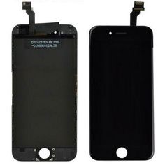"""Find More Mobile Phone LCDs Information about Free Shipping 2015 high quality  Black/White Front  LCD Display Touch Screen Digitizer Assembly For iPhone 6 4.7"""" Hot Sale Black,High Quality screen,China display rack Suppliers, Cheap display replacement from yehe68 on Aliexpress.com"""