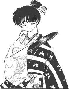 kagura Inuyasha, Kagome Higurashi, Miroku, Rurouni Kenshin, Kamisama Kiss, Avatar The Last Airbender, Kuroshitsuji, Noragami, Ghibli
