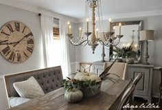 Love tufted gray bench and traditional lamps from @HomeGoods! #sponsored #homegoodshappy #happybydesign