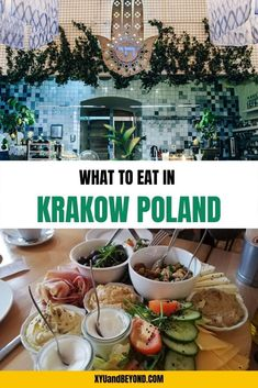 Foodie Travel 156992736999285813 - Need to know what to eat in Krakow including pierogies, kielbasa, golabki and those fabulous paczkis? Here's my favourite places to eat in Krakow. Source by susanportnoy European Travel Tips, Europe Travel Guide, Travel Destinations, Travelling Europe, Backpacking Europe, Budget Travel, Poland Travel, Krakow Poland, Cities In Europe