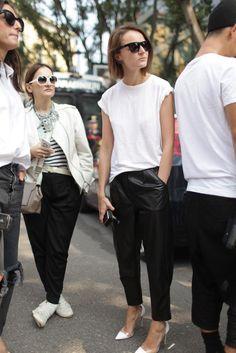 Street Style- Milan Fashion Week
