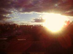 Sunny Day in Autumn/ Madrid Sunny Days, Sunnies, Madrid, Autumn, Celestial, City, Outdoor, Outdoors, Sunglasses