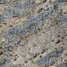 Crema Mara Granite  (Kitchen-Design-Ideas.org)
