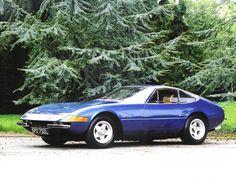 Ferrari Daytona - One of the coolest cars ever produced.
