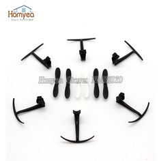 33.70$  Watch now - http://aim92.worlditems.win/all/product.php?id=32637270642 - Wholesale Propeller Protection Cover for JJRC H20 Quadcopter RC Helicopter Spare Parts