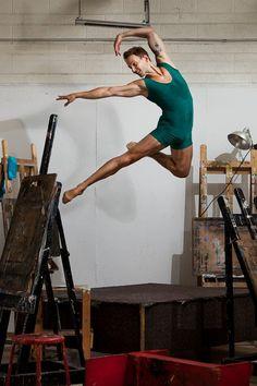 Jiří Jelinek, Principal of National Ballet of Canada. Photo by Aleksandar Antonijevic. http://national.ballet.ca/thecompany/principals/Jir%C3%AD_Jelinek/