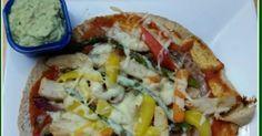 Pizza maison- approuvé 21 day fix - Restez en forme avec Sandra - Beachbody francais