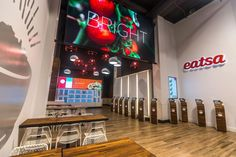 Waiter-less cashier-less restaurant is the stuff of the future #Latest Tech Trends Mashable
