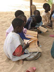 Éducation au Sénégal — Wikipédia