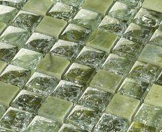 Crystal glass mosaic discount tile kitchen backsplash glass mosaic wall tiles…
