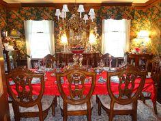 A 25th Wedding Anniversary Table