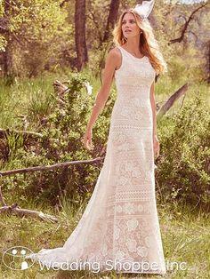 Maggie Sottero Danielle   Boho-Chic Bridal Gown
