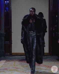 Fall Winter 2020 / 2021 Ready-to-Wear Collection. Runway Show by Redemption.