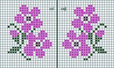 1 million+ Stunning Free Images to Use Anywhere Tiny Cross Stitch, Cross Stitch Borders, Modern Cross Stitch Patterns, Cross Stitch Flowers, Cross Stitch Charts, Cross Stitch Designs, Cross Stitching, Cross Stitch Embroidery, Embroidery Patterns