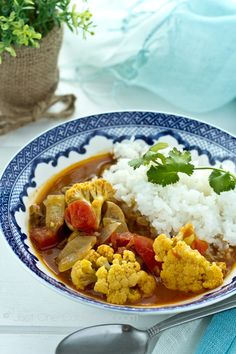 Coconut Curry via @Nami | Just One Cookbook