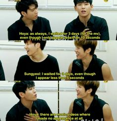 They deserve more than this L Cosplay, Hoya Infinite, Infinite Members, Kim Sung Kyu, Why Try, U Kiss, Myungsoo, All The Things Meme, Korean Entertainment