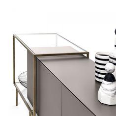 Cabinet Furniture, Metal Furniture, Table Furniture, Home Furniture, Modern Furniture, Furniture Design, Sideboard Decor, Credenza, Hyderabad